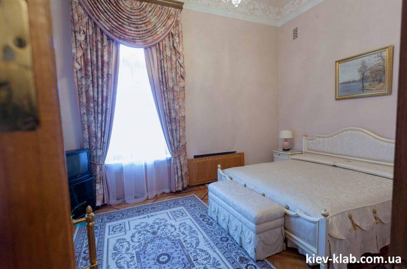 Спальня в доме Лютеранская 23