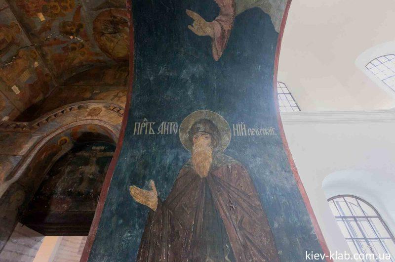 Святой церковь Спаса на Берестове
