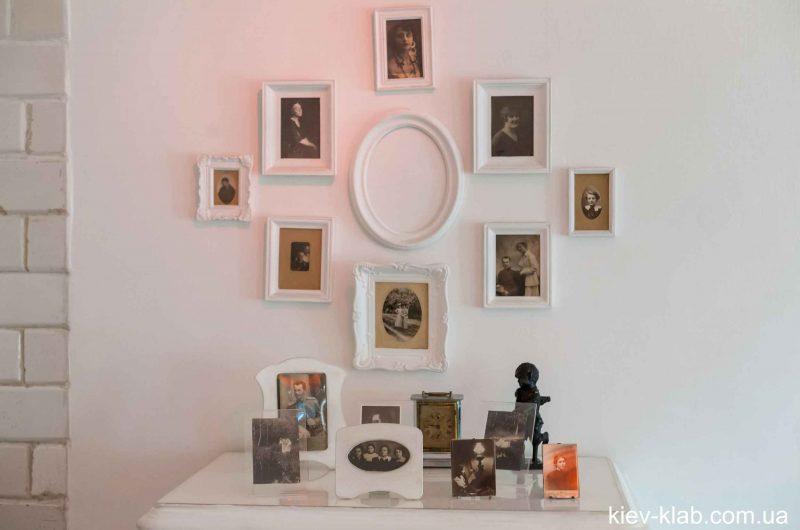 Фотографии в доме Булгакова