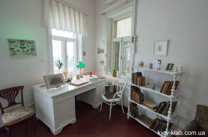 Рабочий кабинет в доме Булгакова