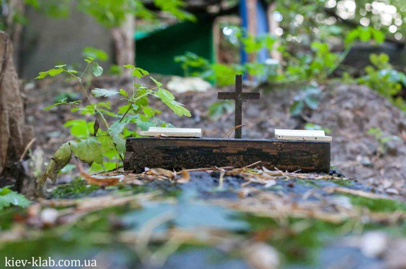 хрест Сергиева Пустынь
