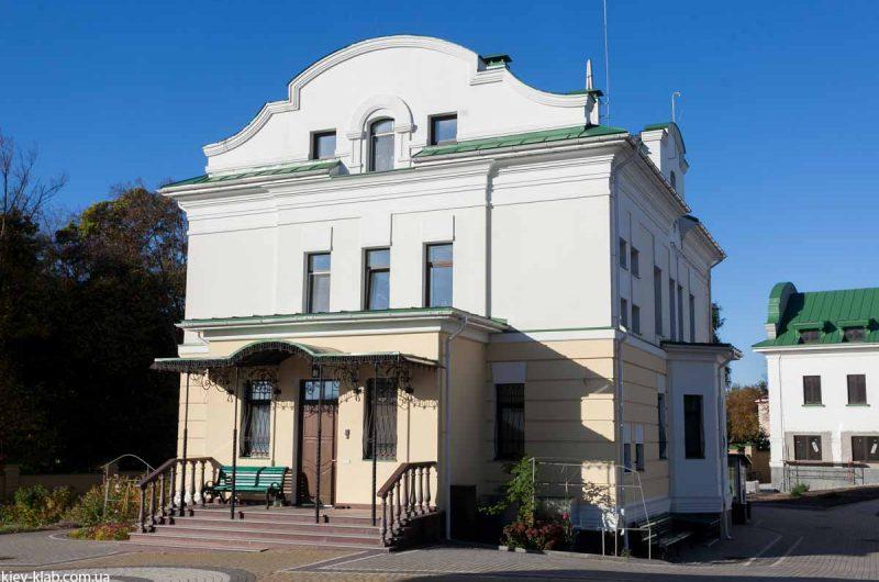дом настоятеля в Ските Киево-Печерской Лавры