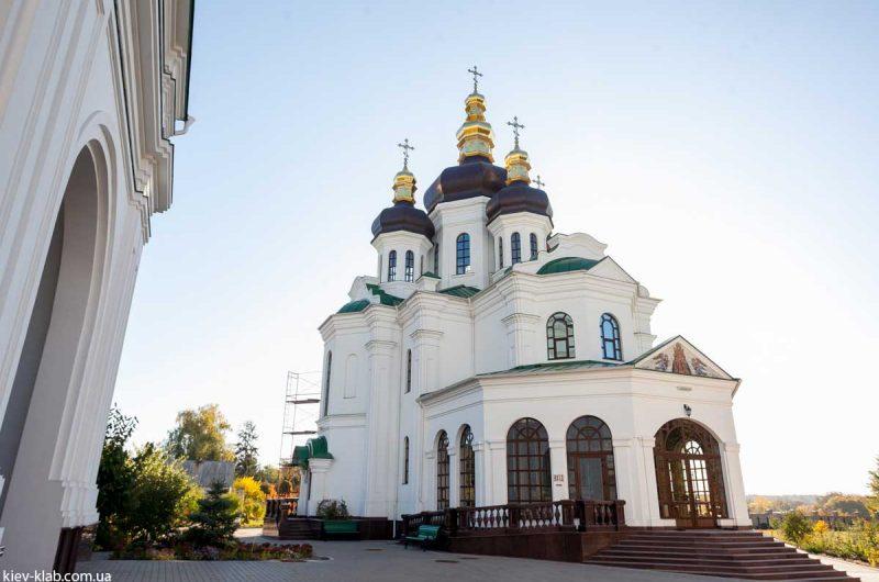 Скит Киево-Печерской Лавры