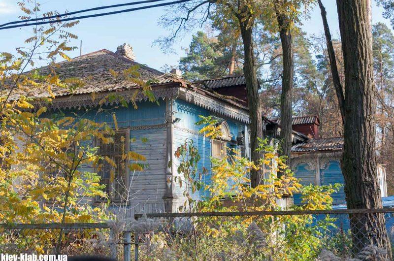 Дача начала 20-го века в Пуще-Водице