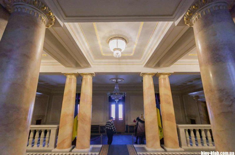 холл Администрации президента Украины