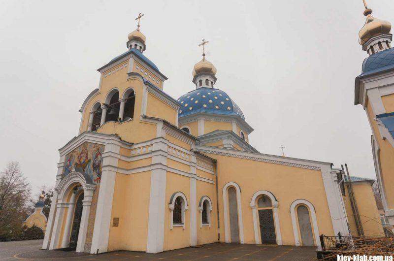 Храм на Борщаговке