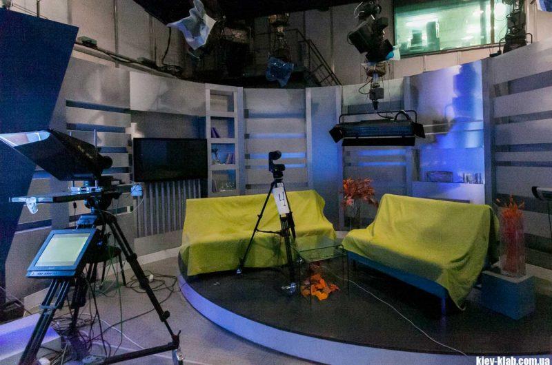 Экскурсия в киевский телецентр