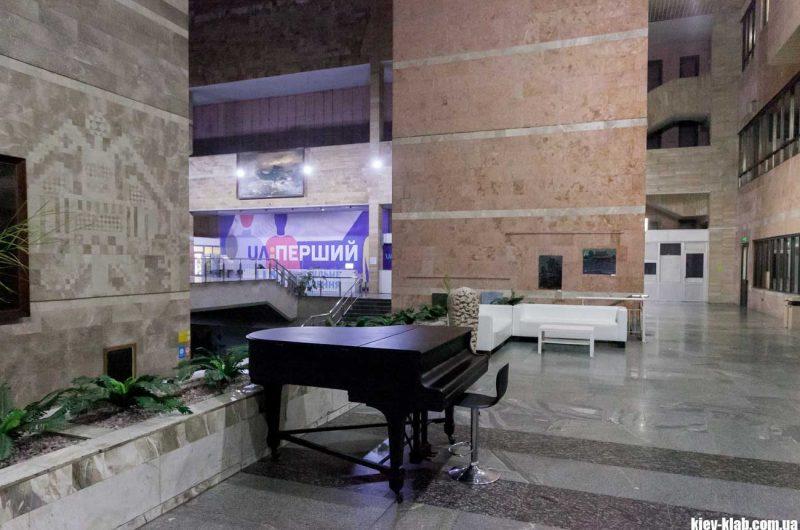 Прихожая в киевский телецентр