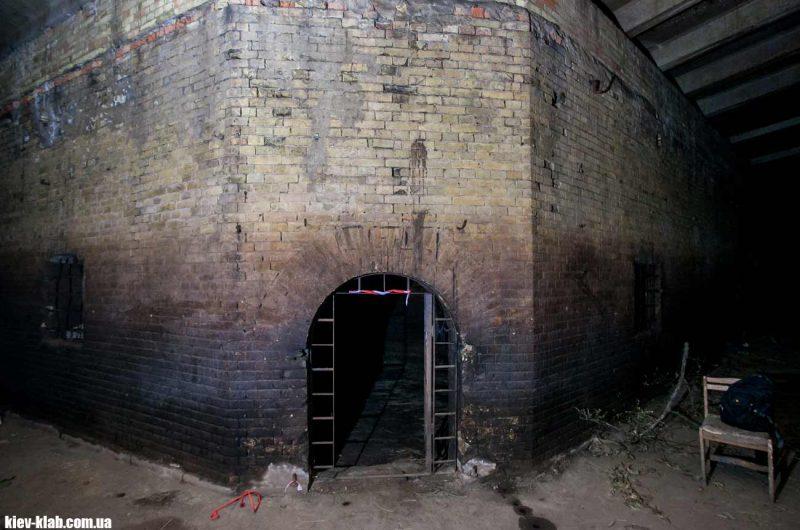 Тюрьма на Кудри и Чигорина