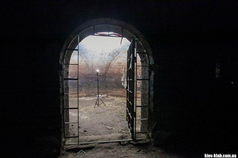 Заброшенный бункеры Киева