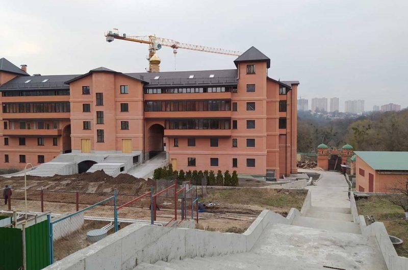 Голосеевский монастырь гостиница