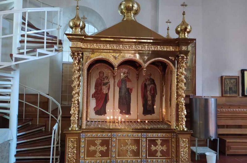Свято-Пантелеймоновский монастырь свечки