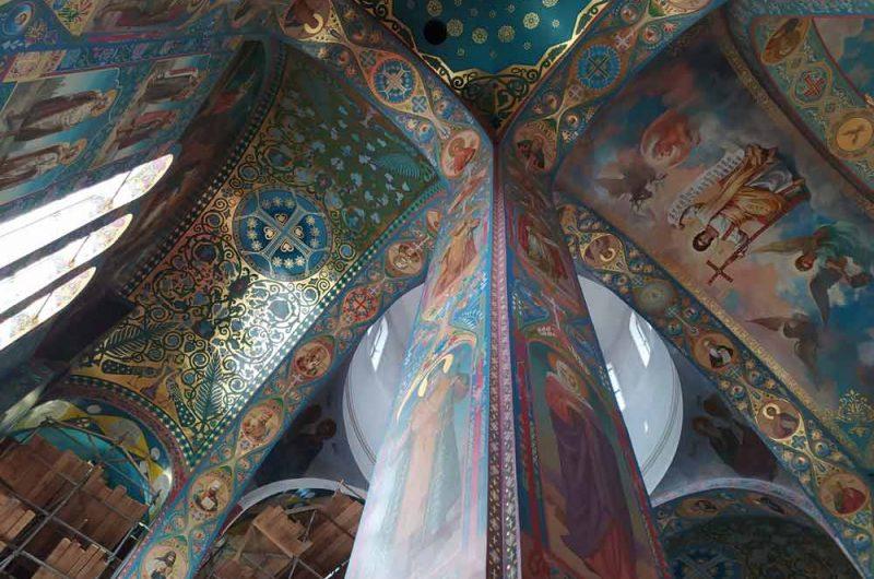 Свято-Пантелеймоновский монастырь образа
