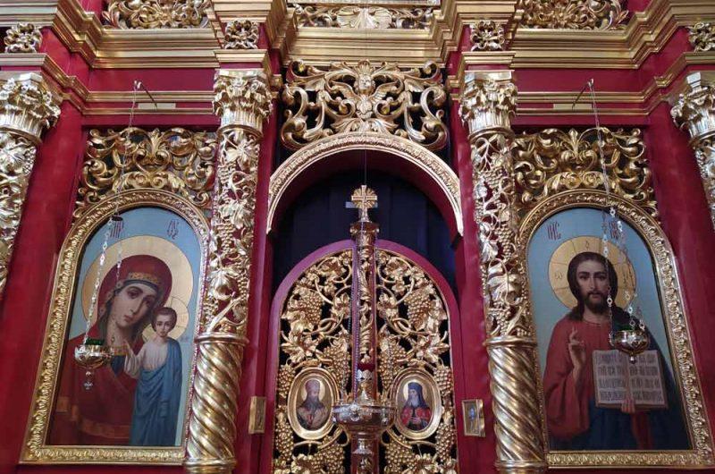 Свято-Пантелеймоновский монастырь образа и иконы