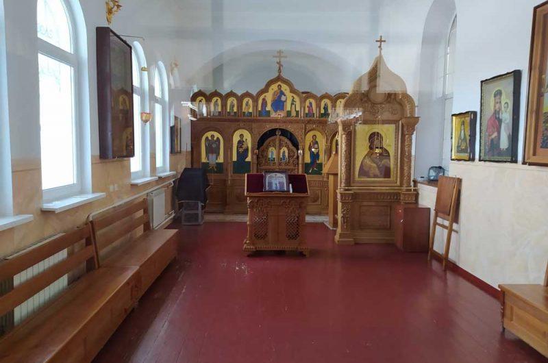 Свято-Пантелеймоновский монастырь крещение