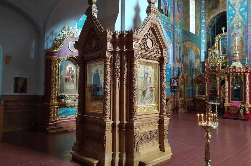 Свято-Пантелеймоновский монастырь иконы