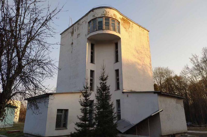 Обсерватория в Голосеево