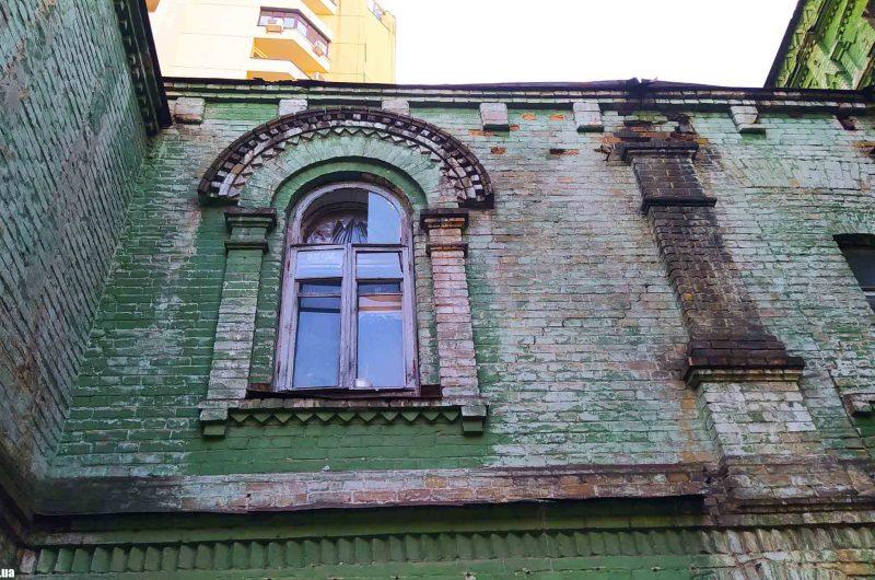 Старые окна Воровского 34