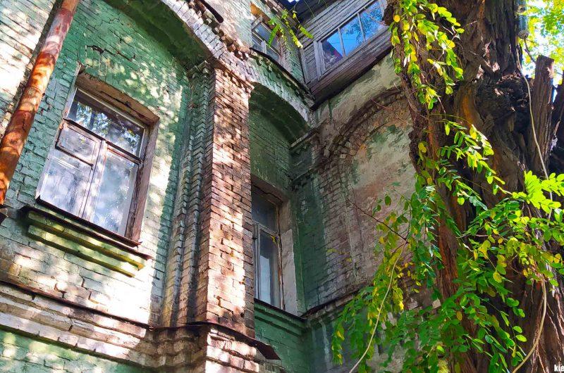Памятник архитектуры на Воровского