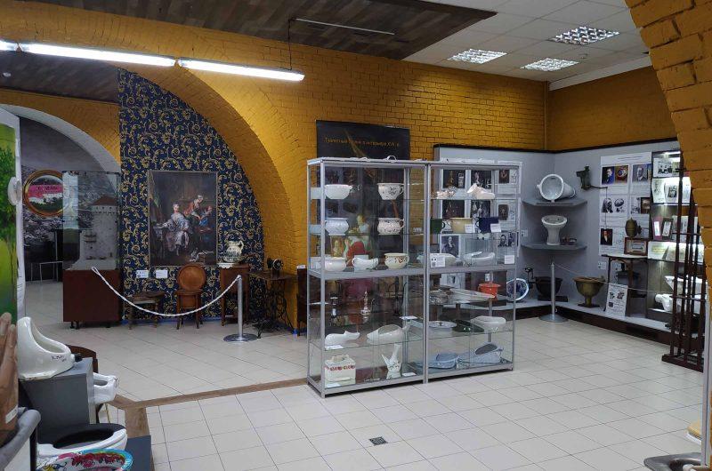 Экскурсия в музей истории туалета
