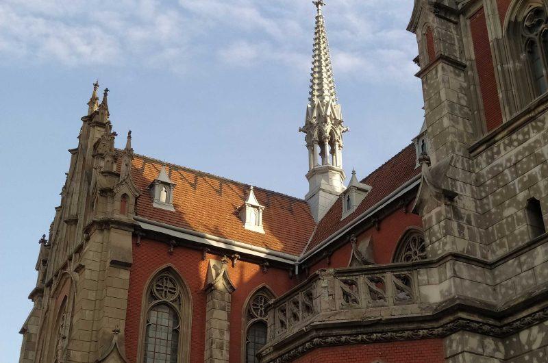 Католический костёл Киева