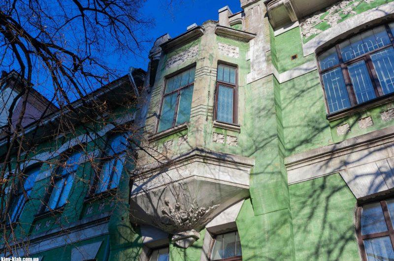 Старинный особняк Киев