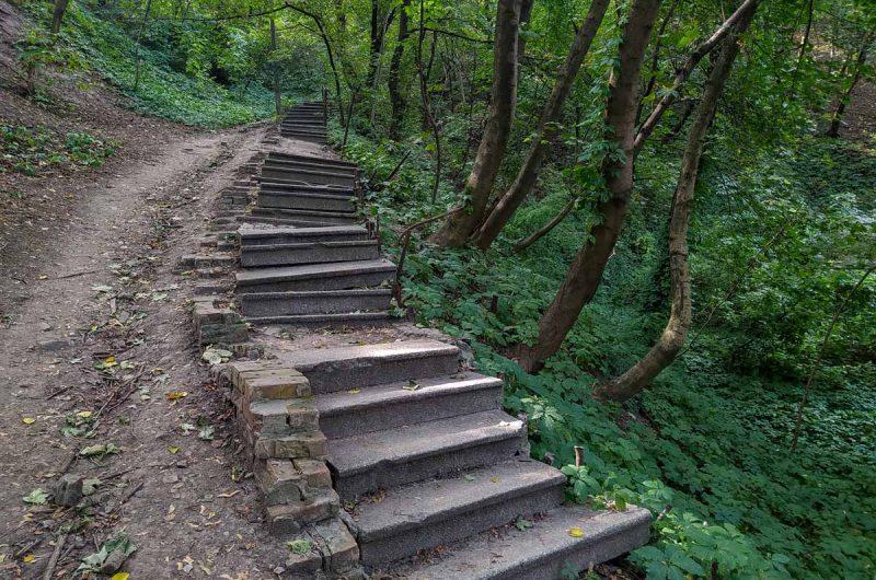 Экскурсии на замковую гору