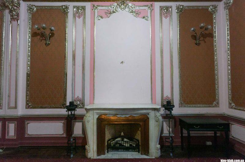 Дом Уваровой внутри