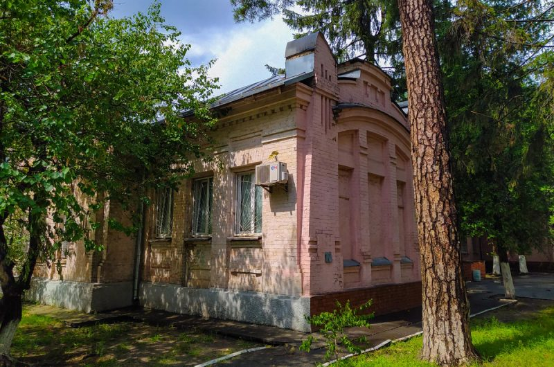 Особняки в городе Киев