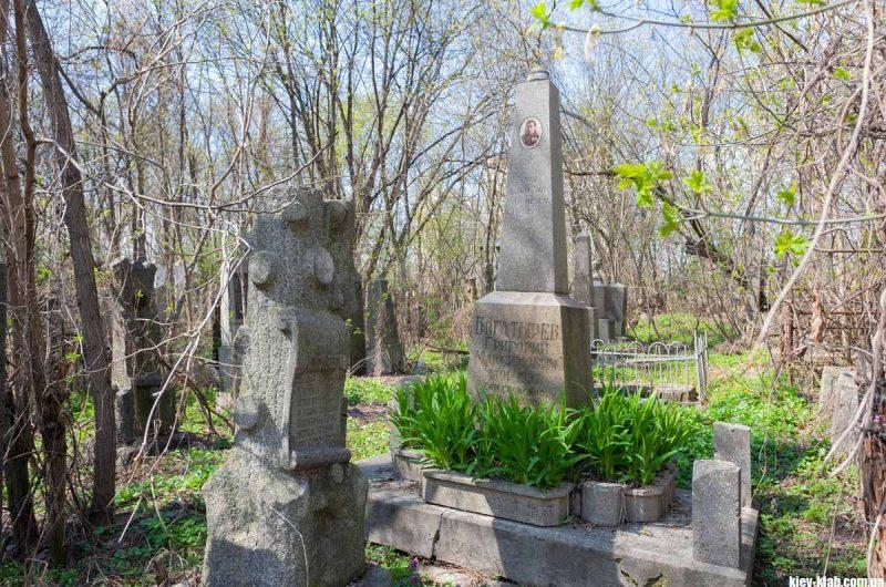 Могила жертв Бабьего яра