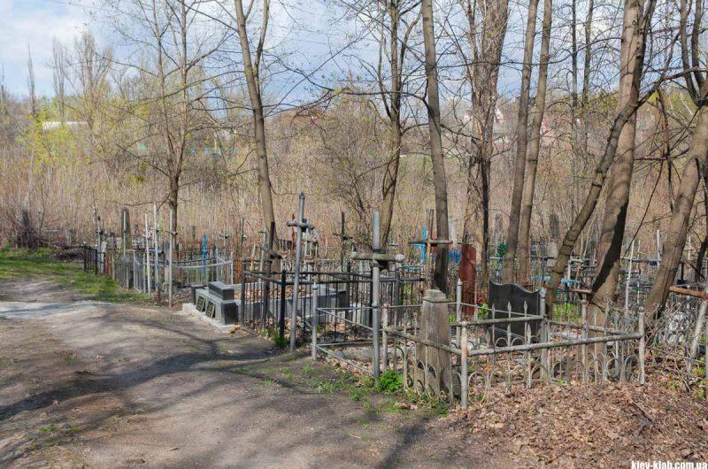 Православное кладбище Киева