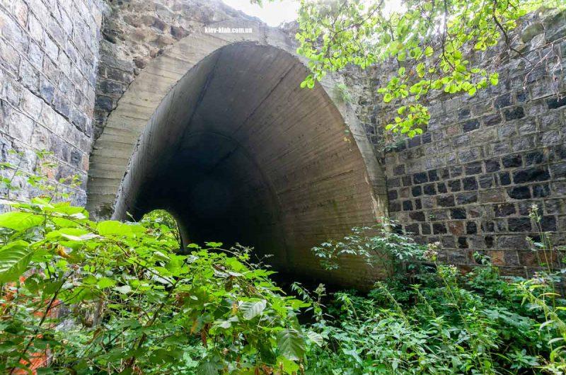 Тоннель в пирогово