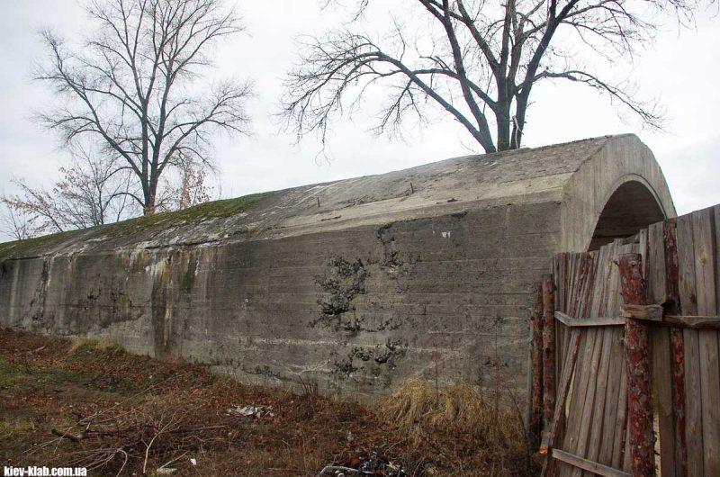 Тоннели под Киевом