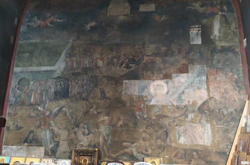 Фрески 11 столетия