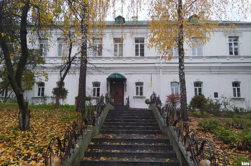 Кельи Выдубицкого монастыря