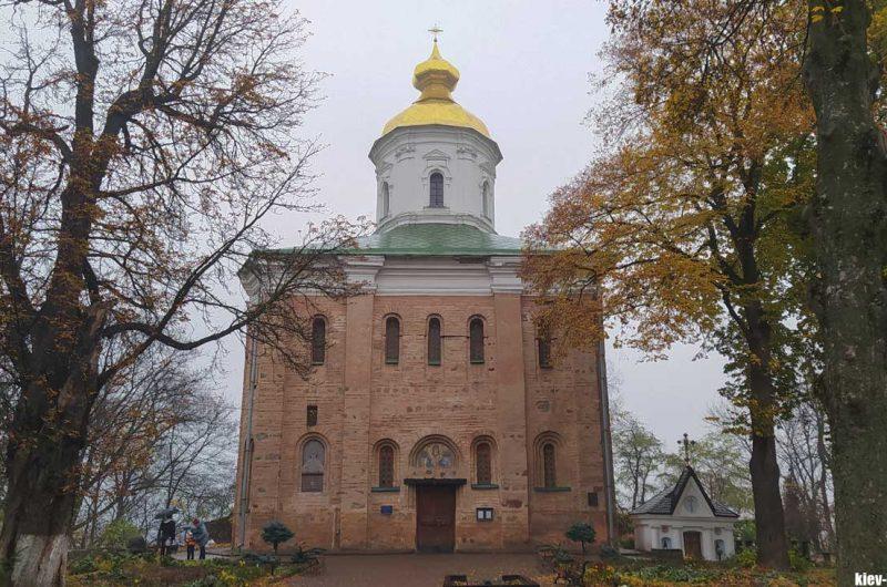 Михайловский собор Выдубицкого монастыря