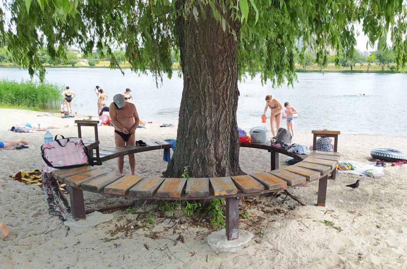 Дерево Цоя Киев