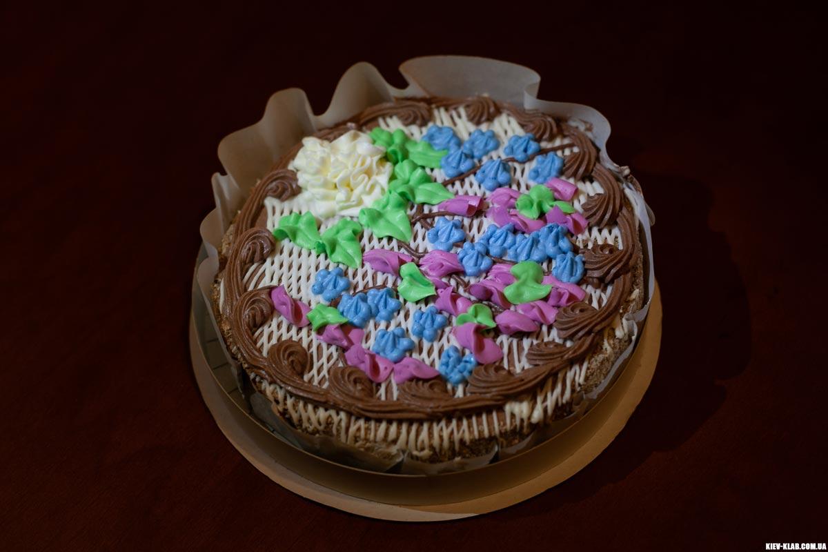 Киевский торт ГОСТ