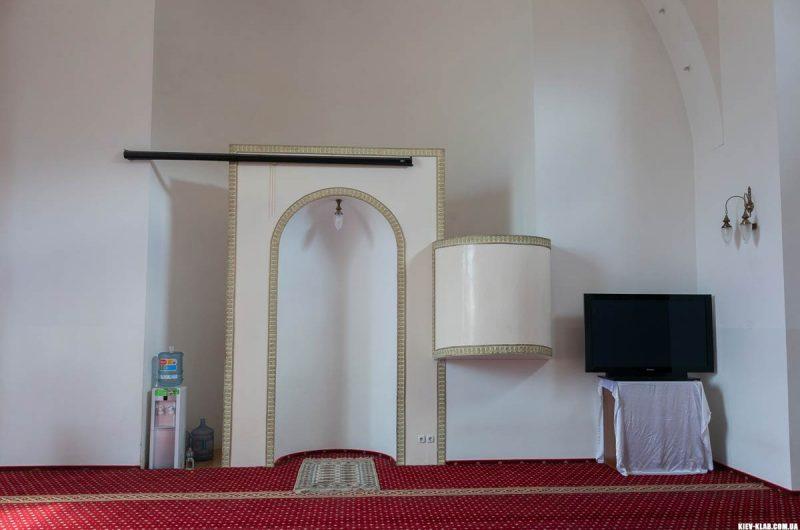 Соборная мечеть Киев
