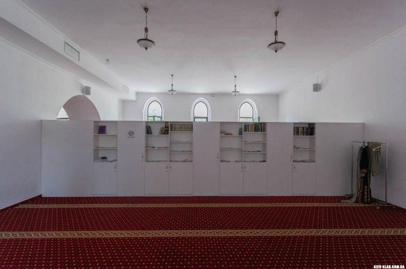 Мечеть на Лукъяновке