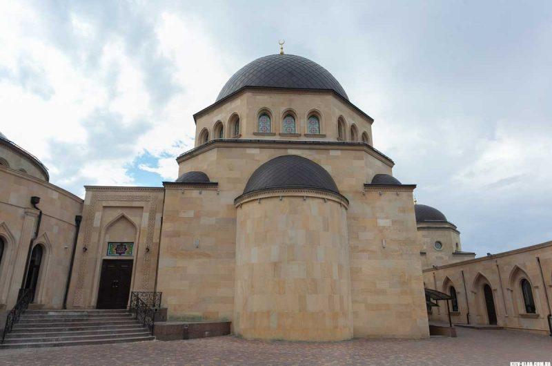 Шииитская мечеть в Киеве