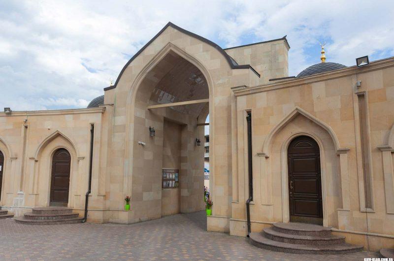 Первая мечеть Киева