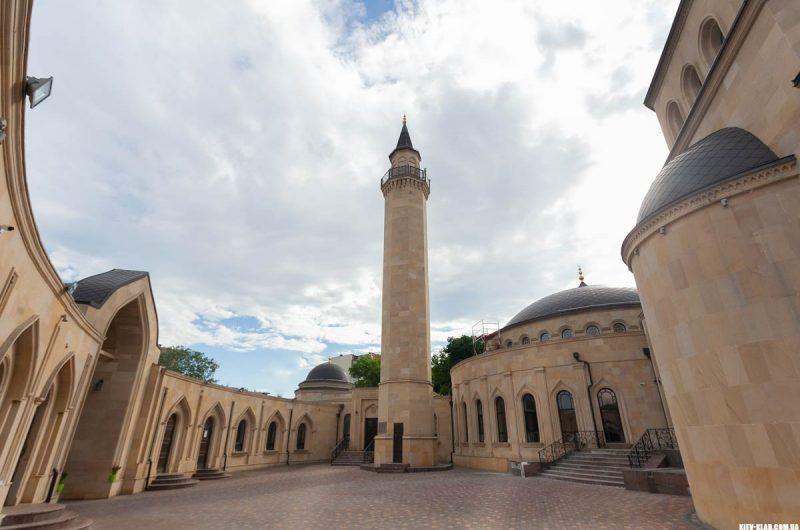 Мечеть в городе Киев