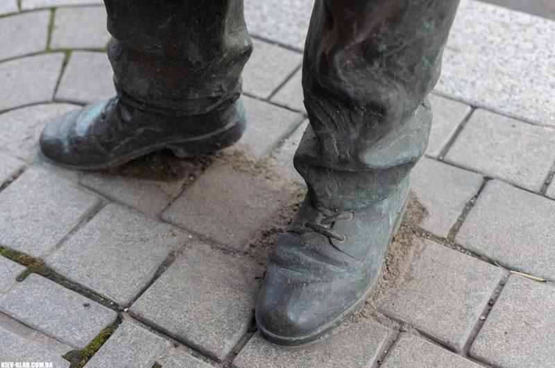 Памятник погибшим Киев